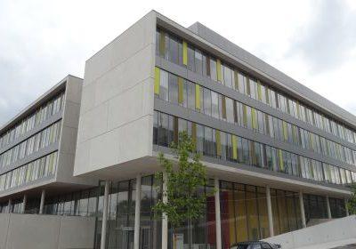 """JLU """"Neubau Chemie"""" Gießen"""