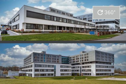 "SLK Klinik ""Am Plattenwald"" Bad Friedrichshall"