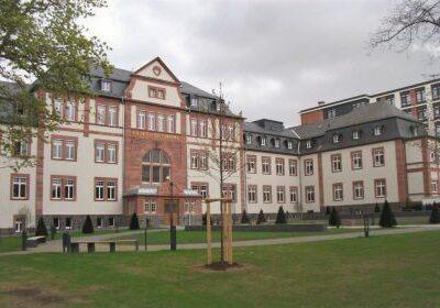 """JLU """"Alte Chirugie"""" Gießen"""