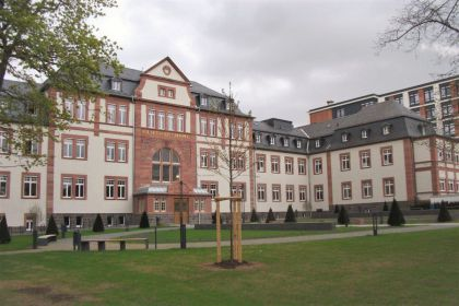 """JLU """"Alte Chirurgie"""" Gießen"""