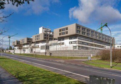 "SLK Kliniken Heilbronn ""Am Gesundbrunnen"" Heilbronn"