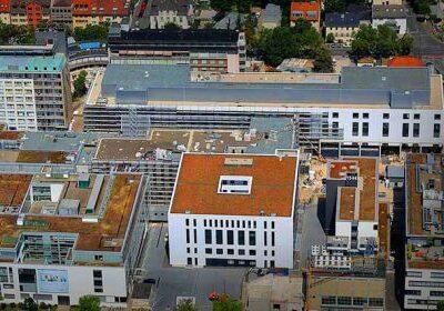 Klinikum Darmstadt  Bauteil 3Darmstadt