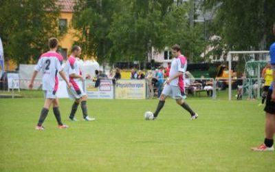 Platz 3 beim Fussballturnier