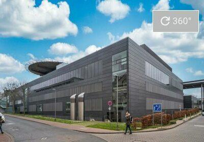 Klinikum der J.W.G.-Universität  Haus 23c Frankfurt am Main