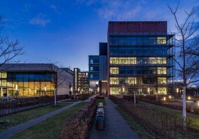 Klinikum der J.W.G.-Universität Haus 25B, Forschung und Lehre Frankfurt am Main