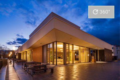 Klinikum der J.W.G.-Universität Haus 35, Wirtschaftsgebäude Frankfurt am Main